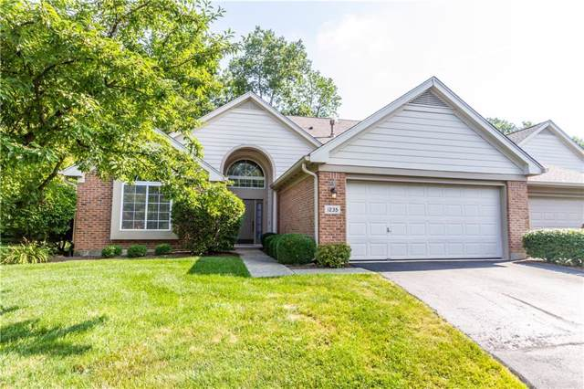 1235 Autumn Wind Court, Washington TWP, OH 45458 (MLS #805829) :: The Gene Group