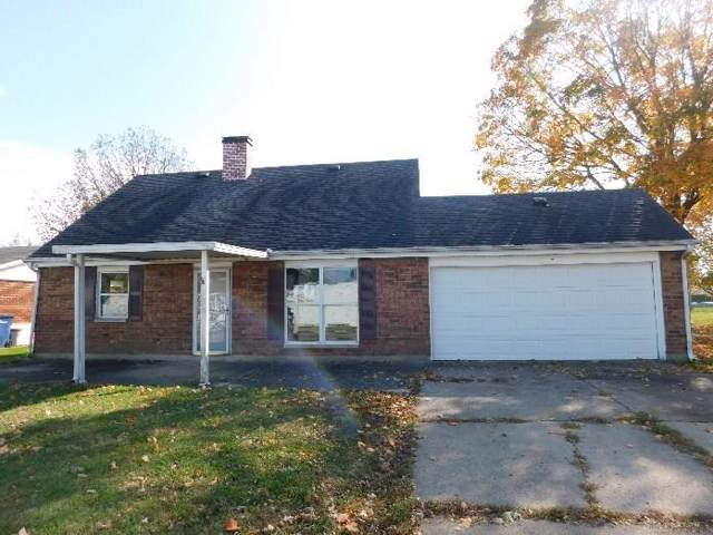 1713 South Street, Piqua, OH 45356 (MLS #805850) :: The Gene Group