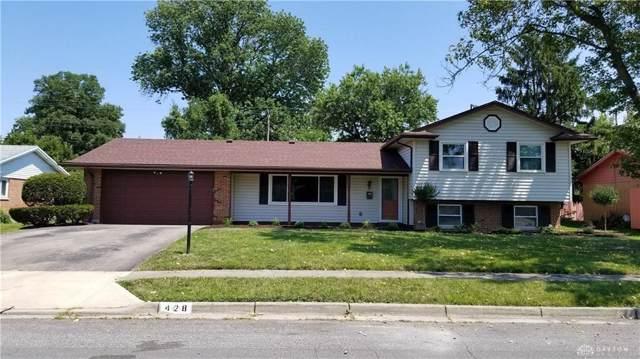 428 Stuckhardt Road, Trotwood, OH 45426 (MLS #805866) :: The Gene Group