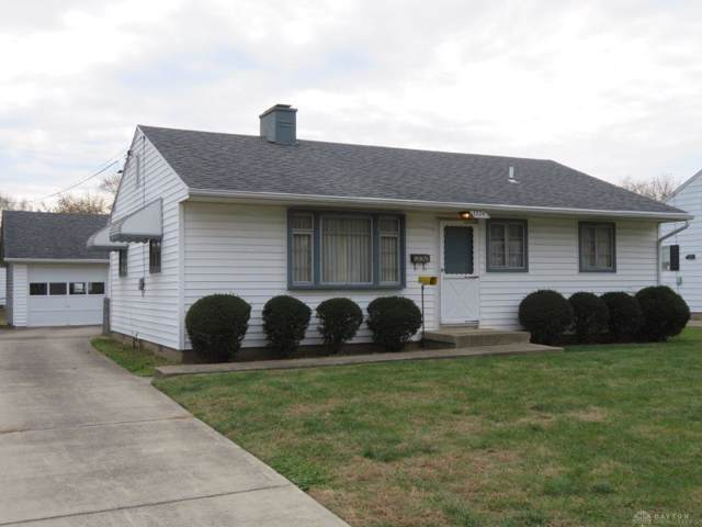 1224 Circle Drive, Xenia, OH 45385 (MLS #805879) :: Denise Swick and Company