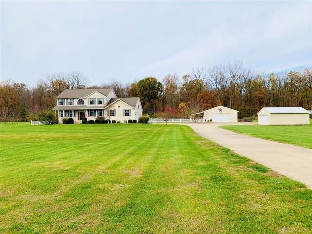 2929 Myers Road, Springfield, OH 45502 (MLS #805894) :: The Gene Group