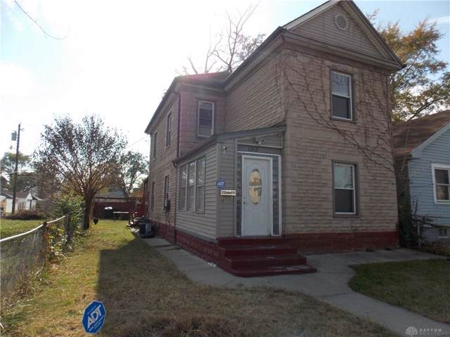 1312 Ray Street, Dayton, OH 45404 (MLS #805916) :: The Gene Group