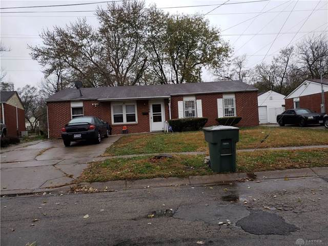 1566 Leah Drive, Dayton, OH 45417 (MLS #805990) :: Denise Swick and Company