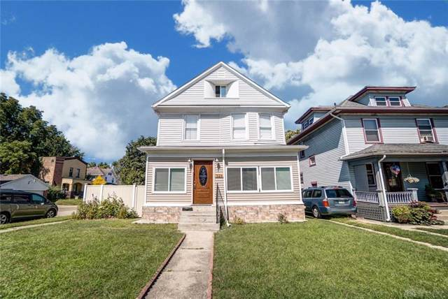 529 Bowen Street, Dayton, OH 45410 (MLS #805997) :: The Gene Group