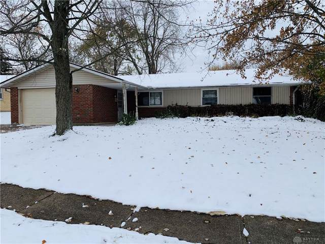6516 Grovehill Drive, Huber Heights, OH 45424 (MLS #806076) :: Denise Swick and Company