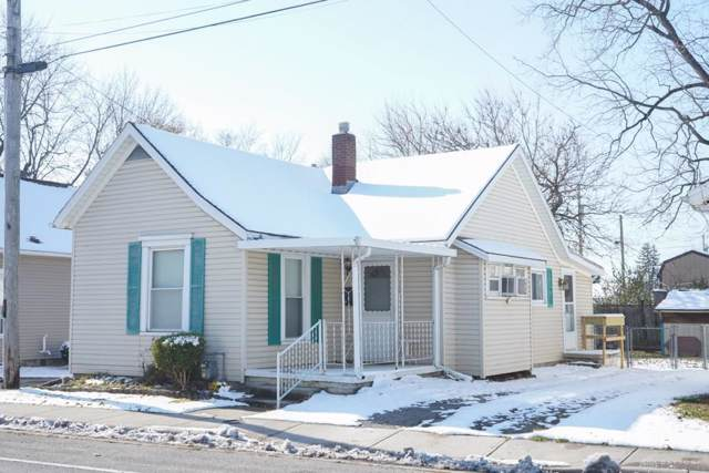 214 Ludlow Road, Bellefontaine, OH 43311 (MLS #806118) :: The Gene Group