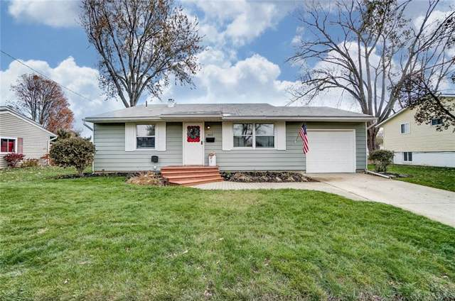 603 Maplecrest Drive, Troy, OH 45373 (MLS #806325) :: The Gene Group