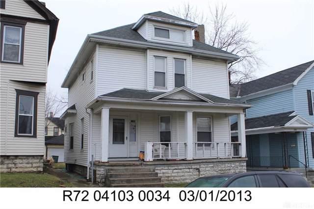 1148 Haviland Avenue, Dayton, OH 45410 (MLS #806400) :: Denise Swick and Company