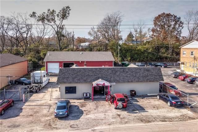 3601 Dixie Drive, Dayton, OH 45414 (MLS #806443) :: Denise Swick and Company