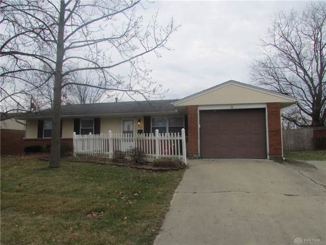448 Gregory Avenue, New Lebanon, OH 45345 (MLS #806470) :: The Gene Group