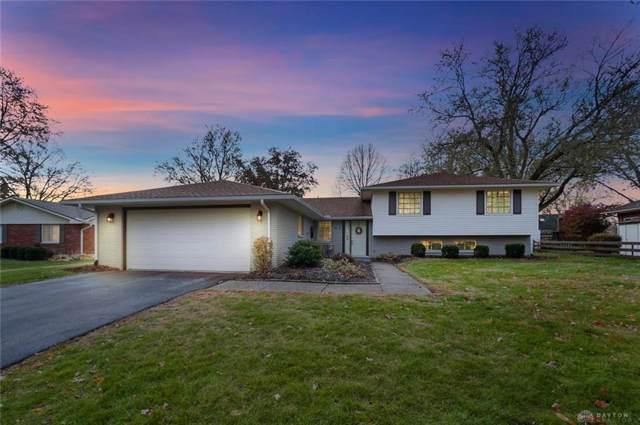 2156 Oak Tree Drive, Kettering, OH 45440 (MLS #806483) :: The Gene Group