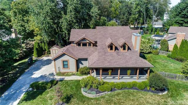 1911 Shore Drive, Bellbrook, OH 45305 (MLS #806487) :: The Gene Group