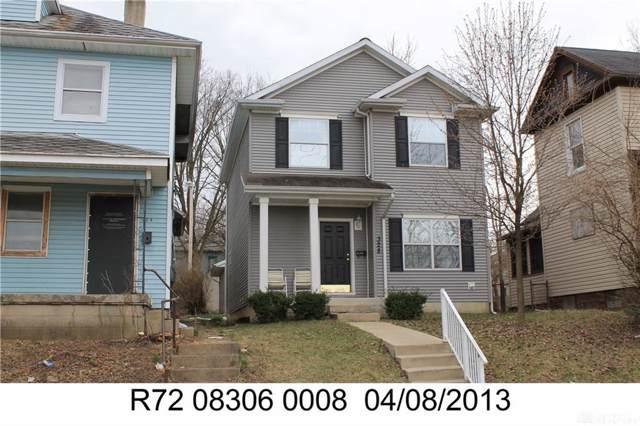 328 Edison Street, Dayton, OH 45402 (MLS #806681) :: Denise Swick and Company