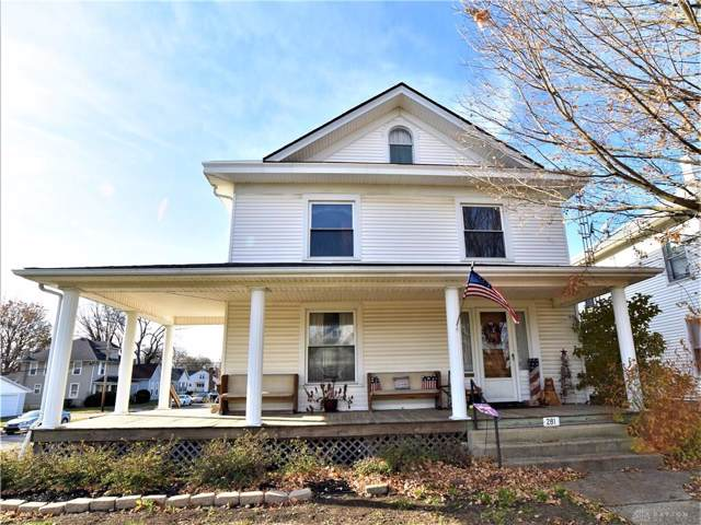 281 S Belmont Avenue, Springfield, OH 45505 (MLS #806697) :: Denise Swick and Company