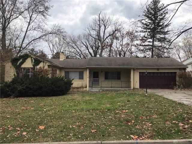 233 S Pelham Drive, Kettering, OH 45429 (MLS #806739) :: Denise Swick and Company