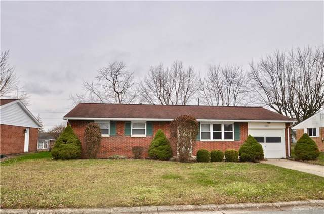 1254 Oaktree Drive, Greenville, OH 45331 (MLS #806972) :: Denise Swick and Company