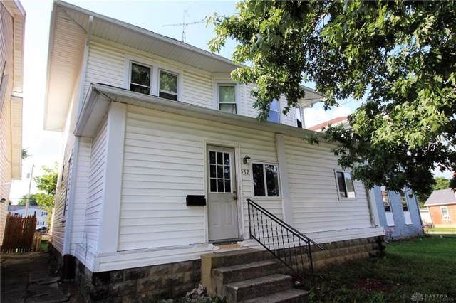 532 E 3rd Street, Greenville, OH 45331 (MLS #807272) :: Denise Swick and Company