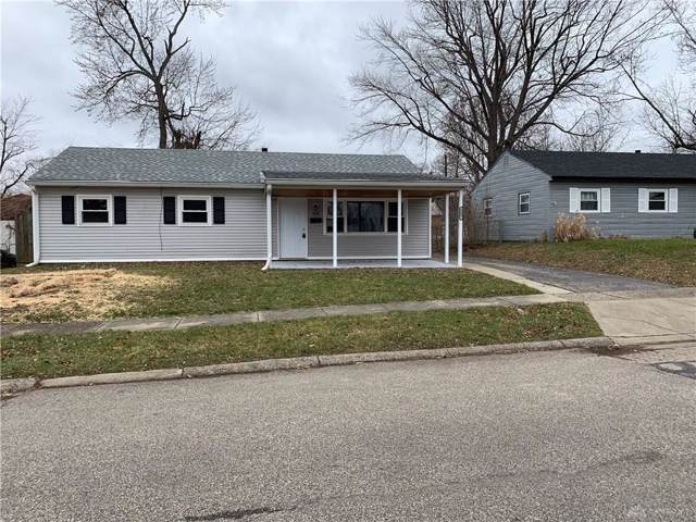 2607 Crestwell Place, Kettering, OH 45420 (MLS #807484) :: Denise Swick and Company