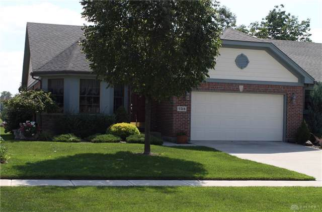 738 Waldsmith Way, Vandalia, OH 45377 (MLS #807669) :: The Gene Group