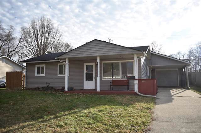 999 Stewart Avenue, Xenia, OH 45385 (MLS #808108) :: Denise Swick and Company