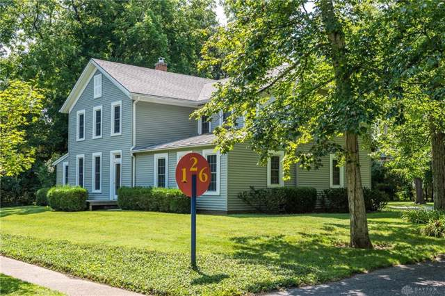 126 E Center College Street, Yellow Springs Vlg, OH 45387 (MLS #808258) :: Denise Swick and Company
