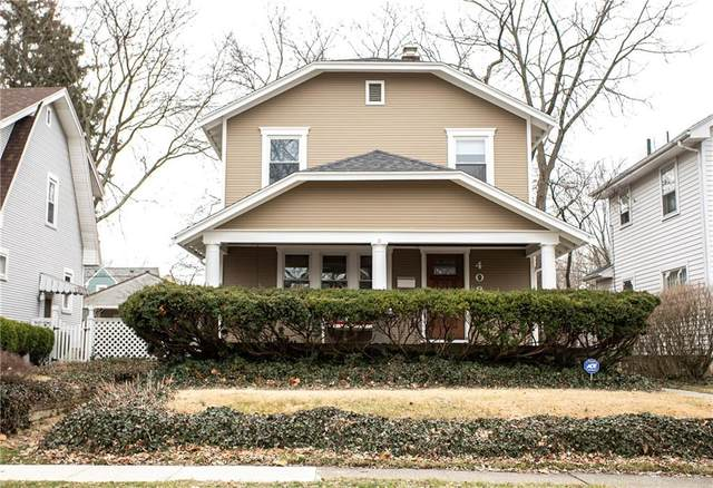 408 Peach Orchard Avenue, Oakwood, OH 45419 (MLS #808264) :: Candace Tarjanyi   Coldwell Banker Heritage