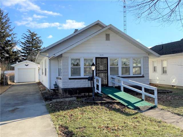 1031 Central Avenue, Greenville, OH 45331 (MLS #808309) :: Denise Swick and Company