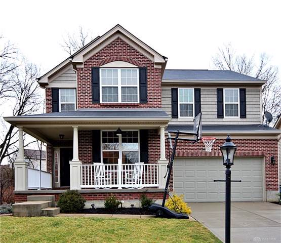 5286 Tall Oaks Court, Huber Heights, OH 45424 (MLS #808439) :: The Gene Group
