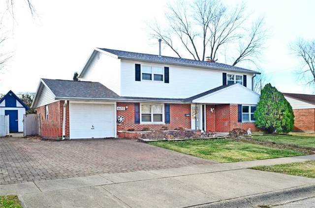 4632 Nowak Avenue, Huber Heights, OH 45424 (MLS #808440) :: The Gene Group
