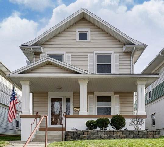 724 Saint Nicholas Avenue, Dayton, OH 45410 (MLS #808475) :: Denise Swick and Company