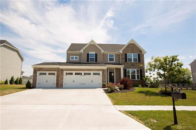 3630 Wood Reed Drive, Huber Heights, OH 45371 (MLS #808536) :: The Gene Group