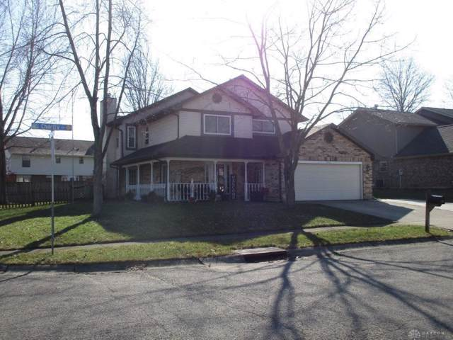 8862 Charity Circle, Huber Heights, OH 45424 (MLS #808625) :: The Gene Group