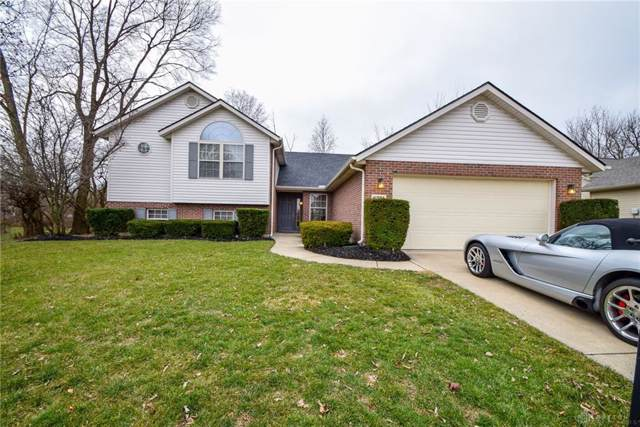 6721 Evergreen Woods Drive, Huber Heights, OH 45424 (MLS #808638) :: The Gene Group