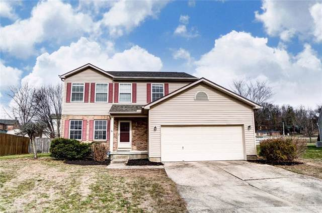 16 Hoover Place, Germantown, OH 45327 (MLS #808641) :: Denise Swick and Company