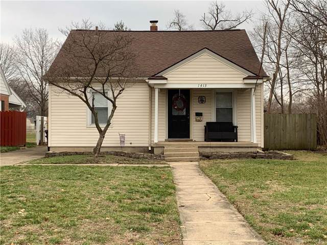 1413 Winona Drive, Middletown, OH 45042 (MLS #808715) :: Denise Swick and Company
