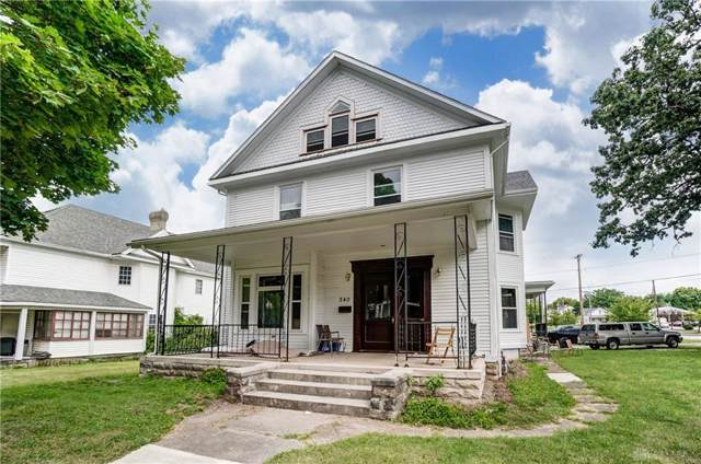240 E 2nd Street, Xenia, OH 45385 (MLS #808716) :: The Gene Group