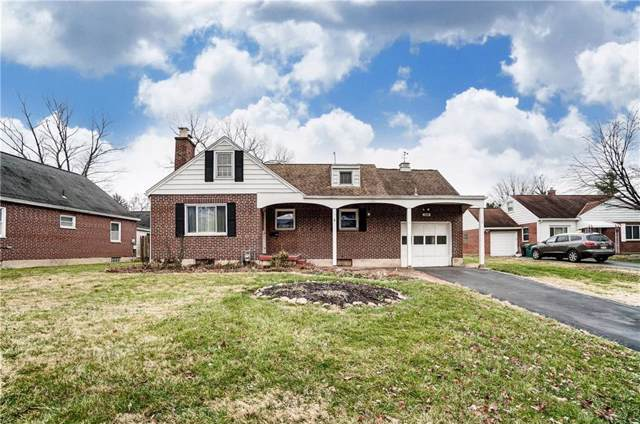 1208 Belvoir Avenue, Kettering, OH 45409 (MLS #808769) :: Denise Swick and Company