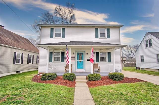 246 Holmes Drive, Fairborn, OH 45324 (MLS #808770) :: Denise Swick and Company