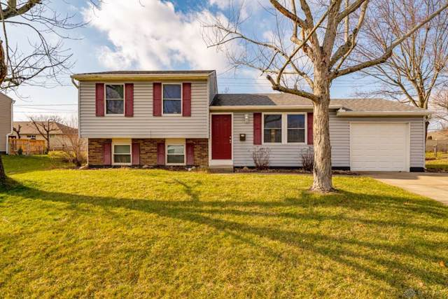 306 Westerly Hills Drive, Englewood, OH 45322 (MLS #808783) :: The Gene Group