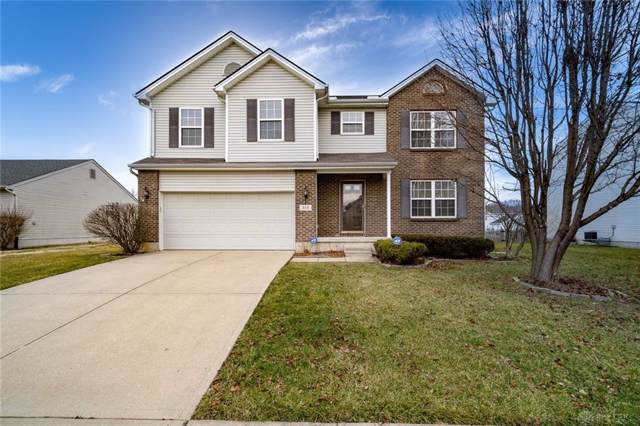 355 Thompson Drive, Fairborn, OH 45324 (MLS #808810) :: The Gene Group