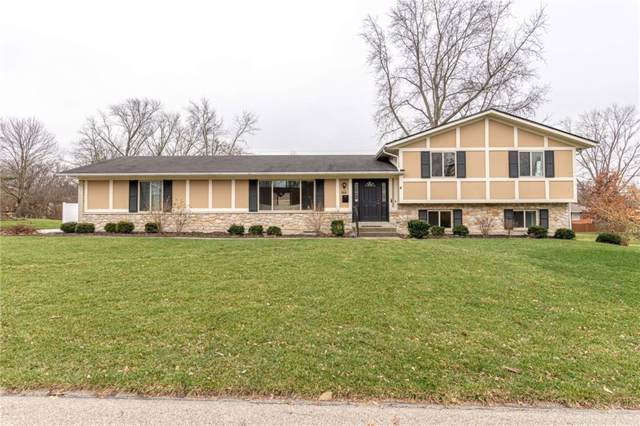 168 Mimosa Drive, Centerville, OH 45459 (MLS #808846) :: The Gene Group