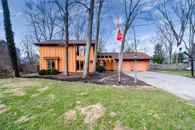 1118 Green Tree Drive, Centerville, OH 45429 (MLS #808848) :: The Gene Group