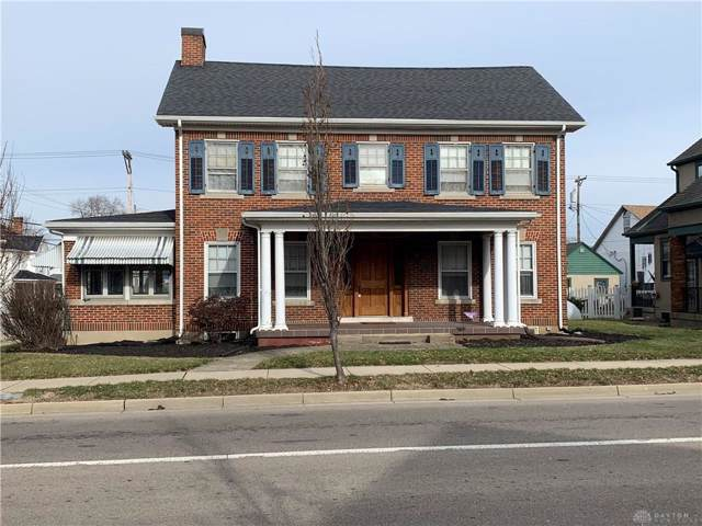 903 E Central Avenue, Miamisburg, OH 45342 (MLS #808899) :: Denise Swick and Company