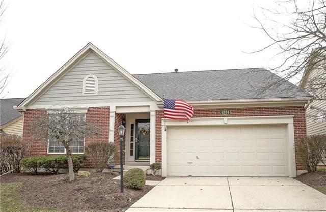 6934 Wembley Circle, Centerville, OH 45459 (MLS #808915) :: The Gene Group