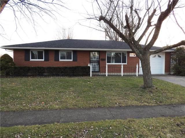413 Brownstone Drive, Englewood, OH 45322 (MLS #808919) :: The Gene Group