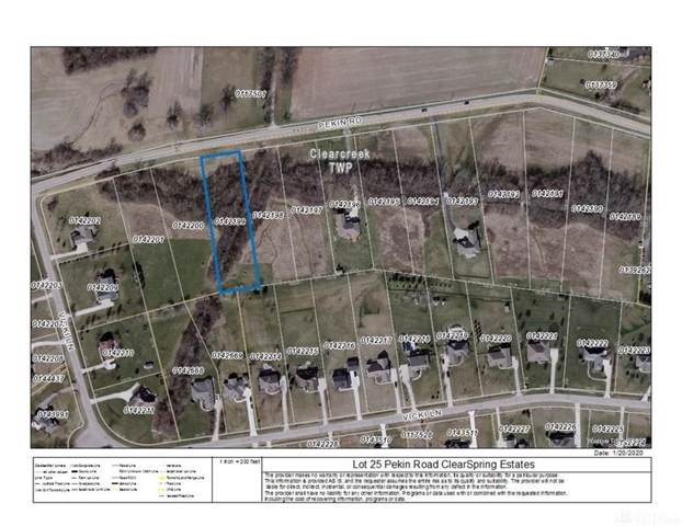 Lot #25 Pekin Road, Clearcreek Twp, OH 45036 (MLS #809013) :: Denise Swick and Company