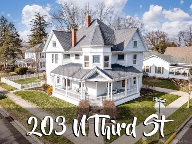 203 N 3rd Street, Tipp City, OH 45371 (MLS #809030) :: Denise Swick and Company