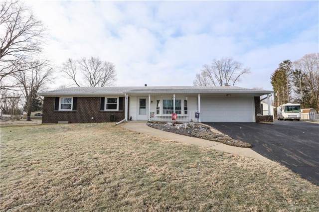 1545 Gunther Drive, Bellbrook, OH 45305 (MLS #809138) :: Denise Swick and Company