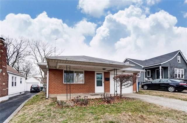 1821 Rosemont Boulevard, Dayton, OH 45420 (MLS #809158) :: Denise Swick and Company
