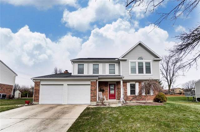 1807 Lord Fitzwalter Drive, Miamisburg, OH 45342 (MLS #809200) :: Denise Swick and Company